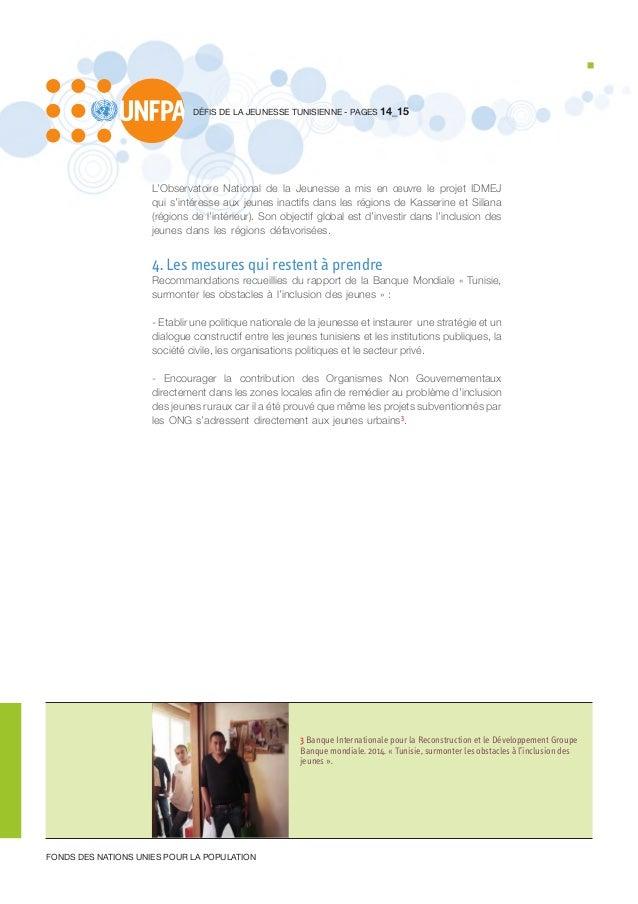 L'Observatoire National de la Jeunesse a mis en œuvre le projet IDMEJ qui s'intéresse aux jeunes inactifs dans les régions...