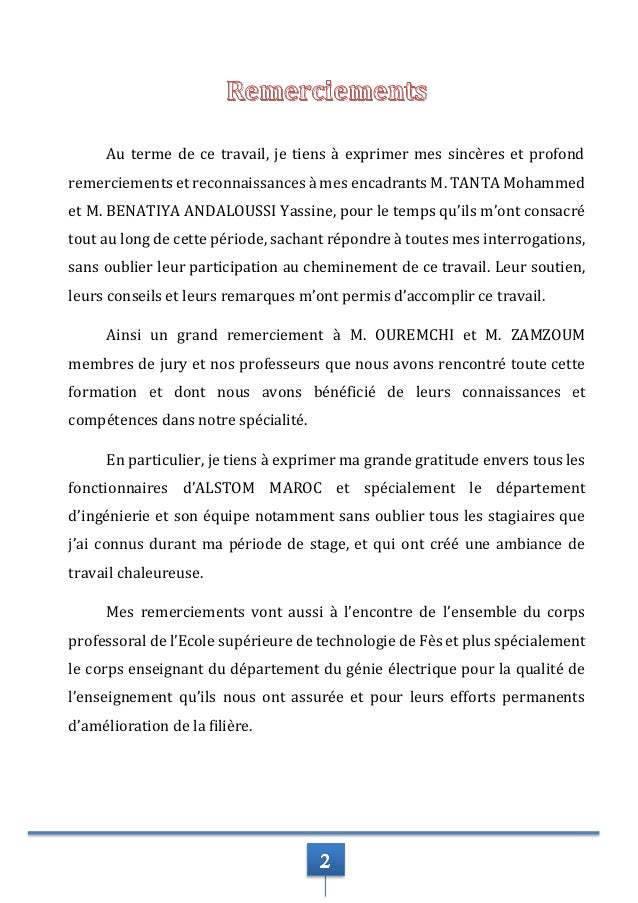 Rapport Stage Alstom Otmane Douieb