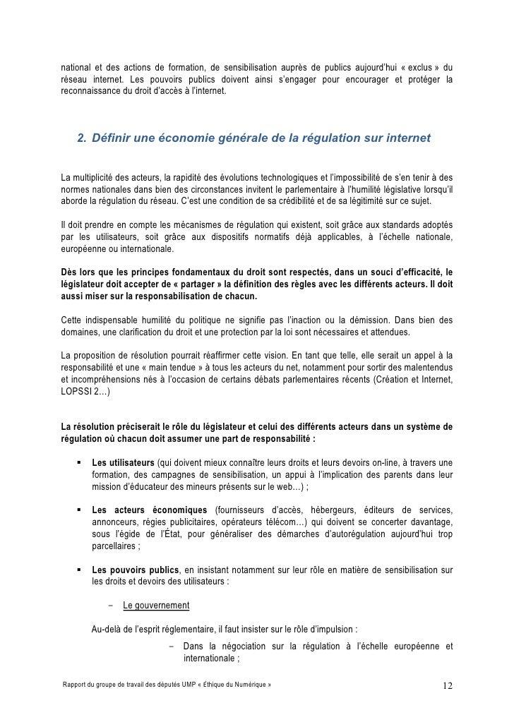 national et des actions de formation, de sensibilisation auprès de publics aujourd'hui « exclus » du réseau internet. Les ...