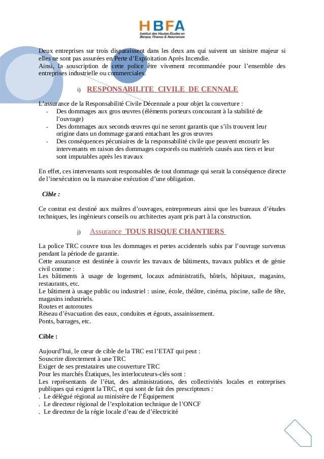 Rapport Effetue Dans La Societe Rma Watanya Stage De 1 Ere Annee A