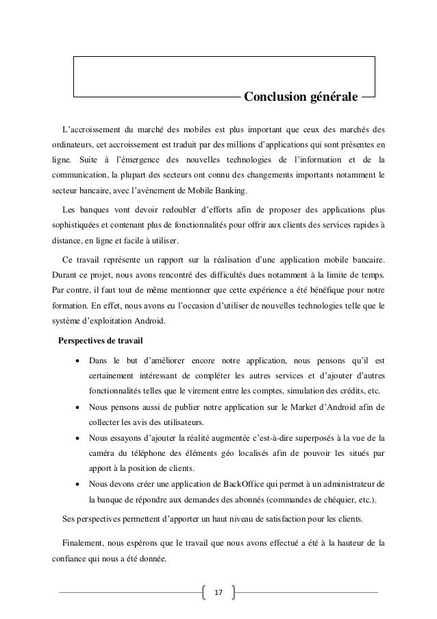 D veloppement d une application mobile bancaire pour qnb - Grille de salaire secteur bancaire tunisie ...