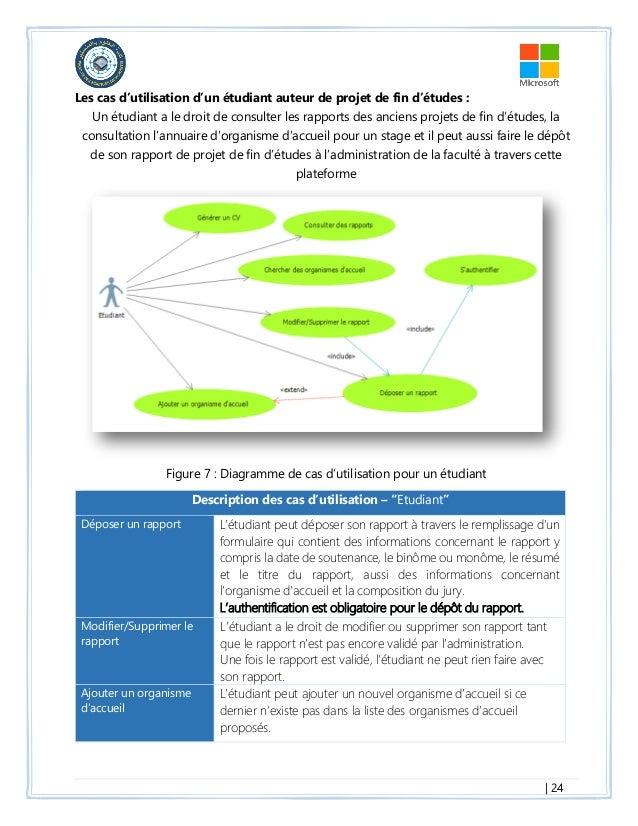 plateforme de gestion des projets de fin d u0026 39  u00e9tudes