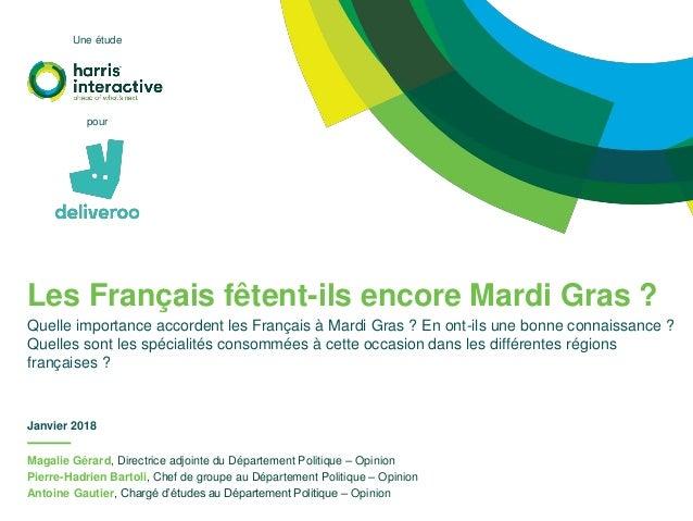 Magalie Gérard, Directrice adjointe du Département Politique – Opinion Pierre-Hadrien Bartoli, Chef de groupe au Départeme...