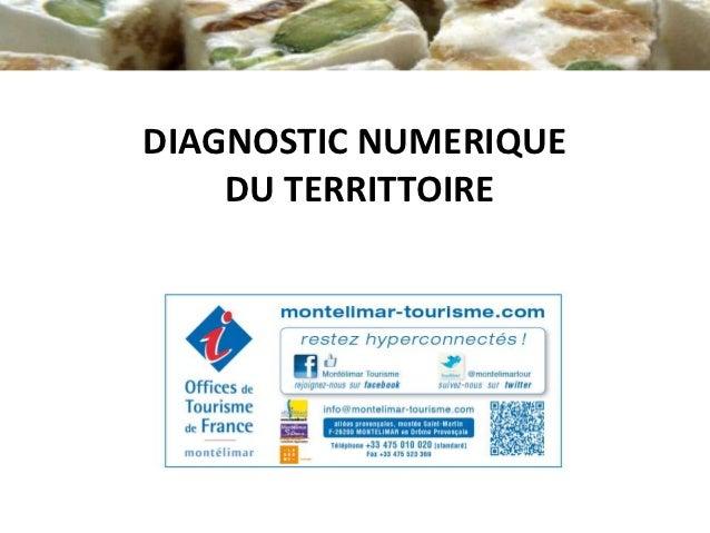 DIAGNOSTIC NUMERIQUE    DU TERRITTOIRE