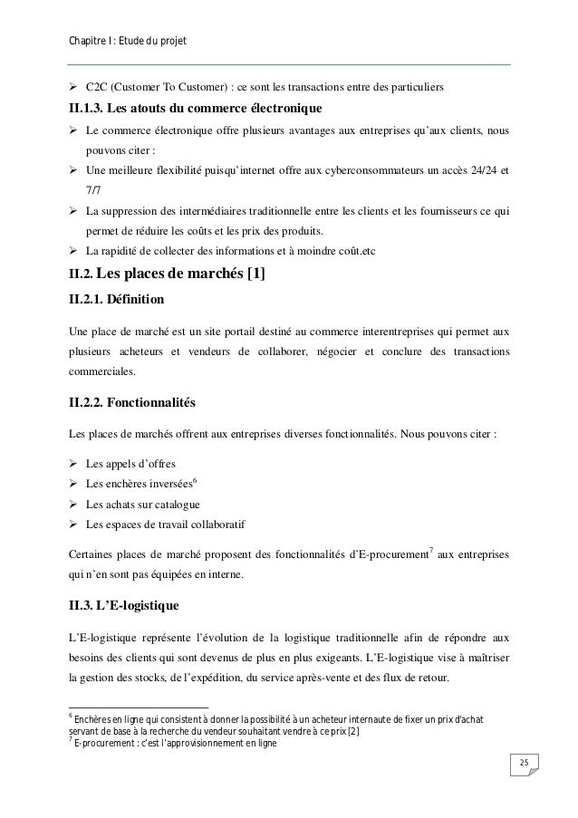 rapport pfe site e commerce pdf
