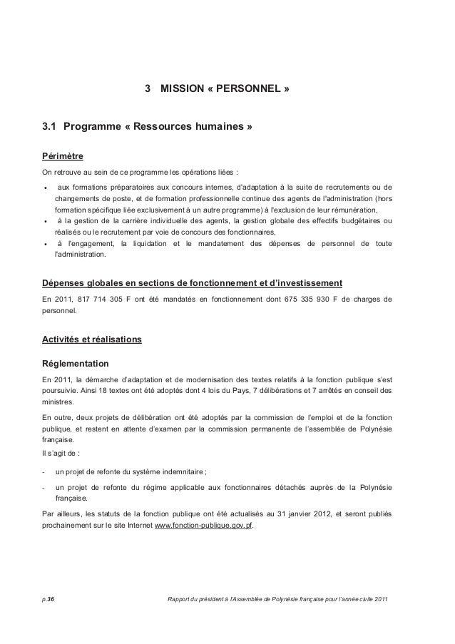 Postes vacants fonction publique tahiti - Cabinet recrutement fonction publique ...