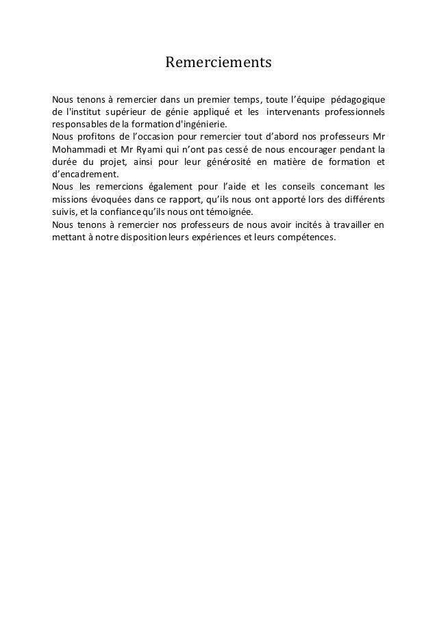 Rapport Mini Projet Gestion Commerciale D Un Supermarché
