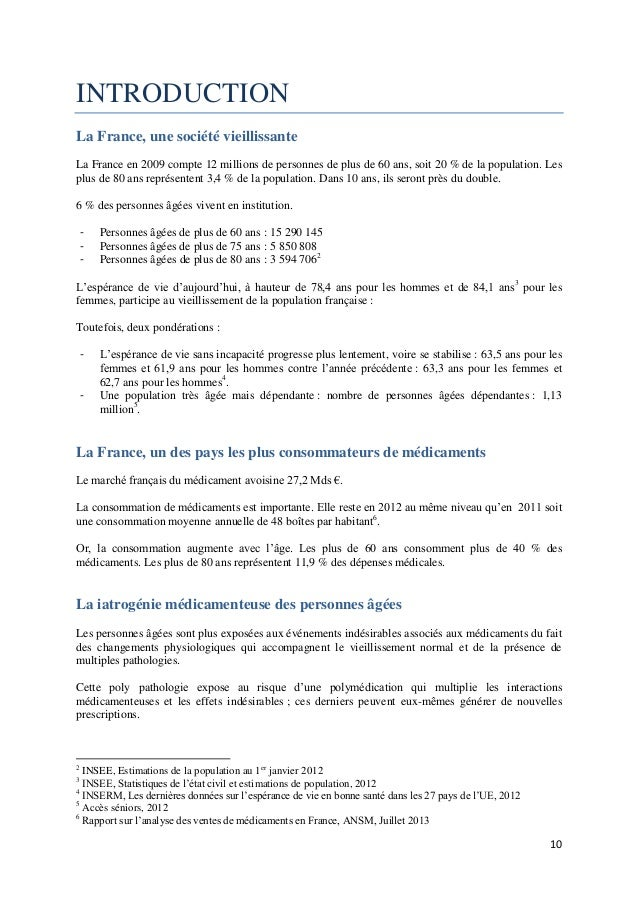 rapport de stage ehpad