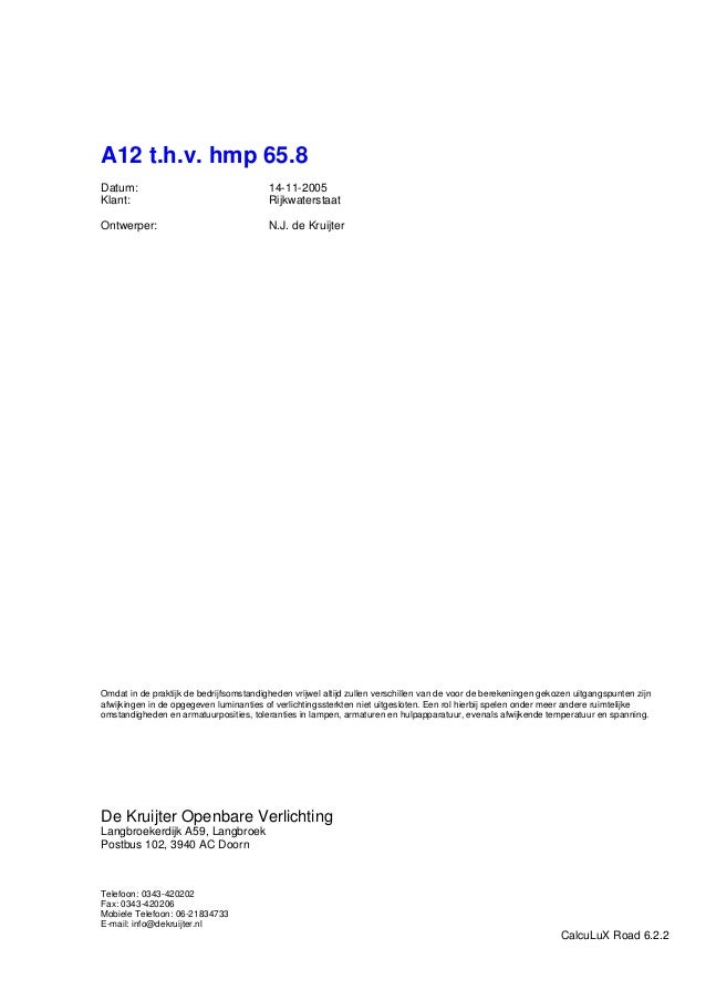 Rapport zoab reflectie 2005 definitief