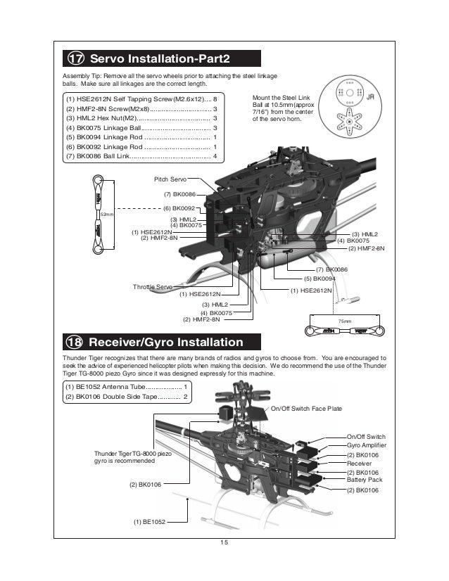 raptor manual