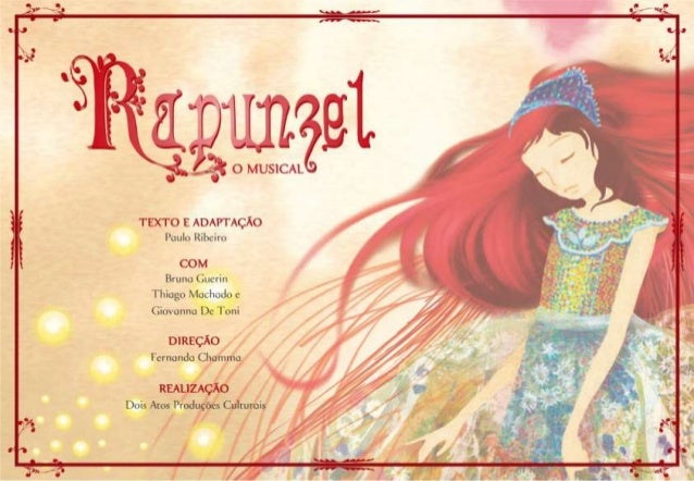 Rapunzel, o musical
