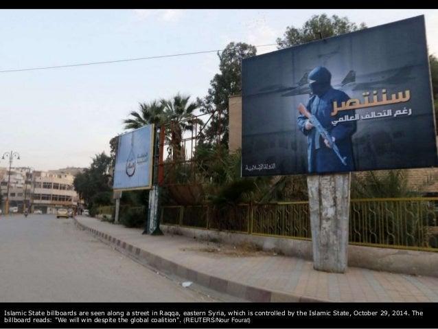 Raqqa: The Islamic State Capital Slide 3