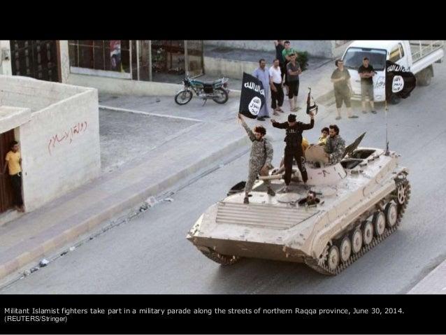 Raqqa: The Islamic State Capital