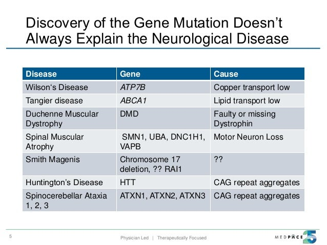 Rare Disease Disorders and CNS Drug Development - Paving ...