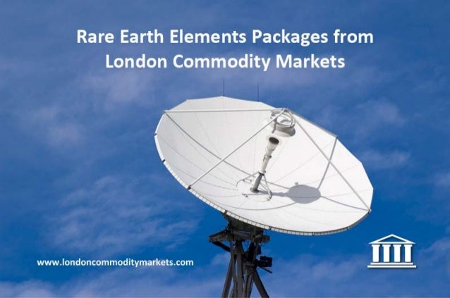 Rare Earth Investments   communications package