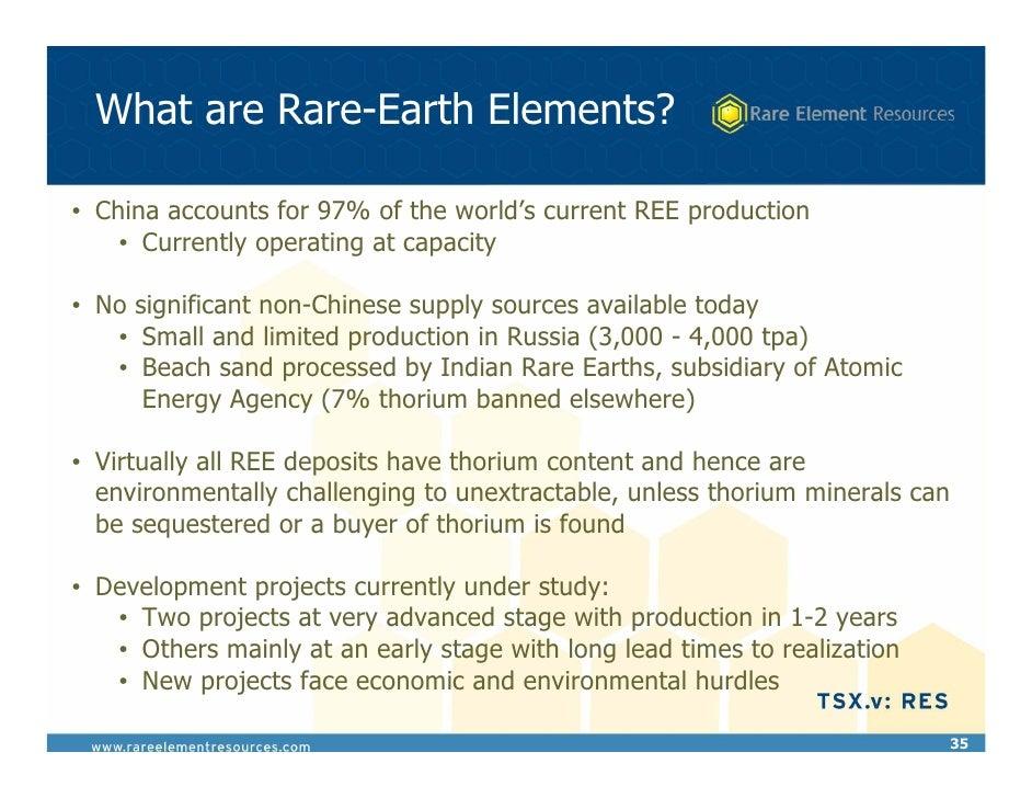 Rare Element Resources - June 2010