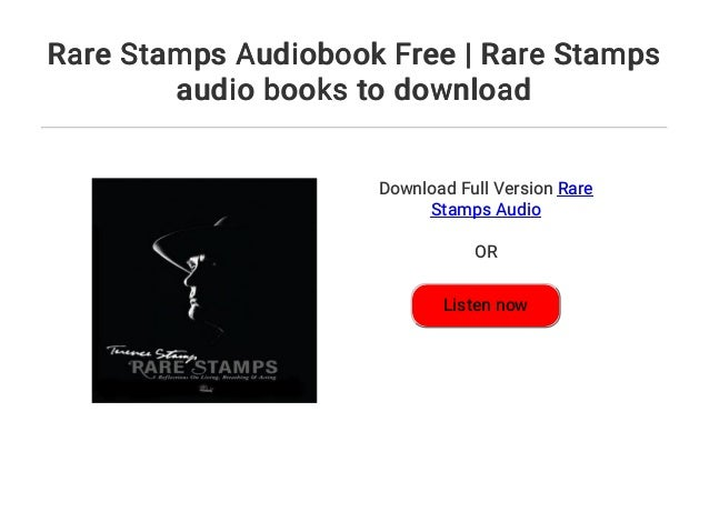 Rare Stamps Audiobook Free | Rare Stamps audio books to download