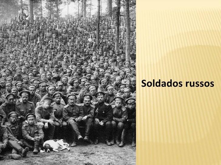 Soldados russos