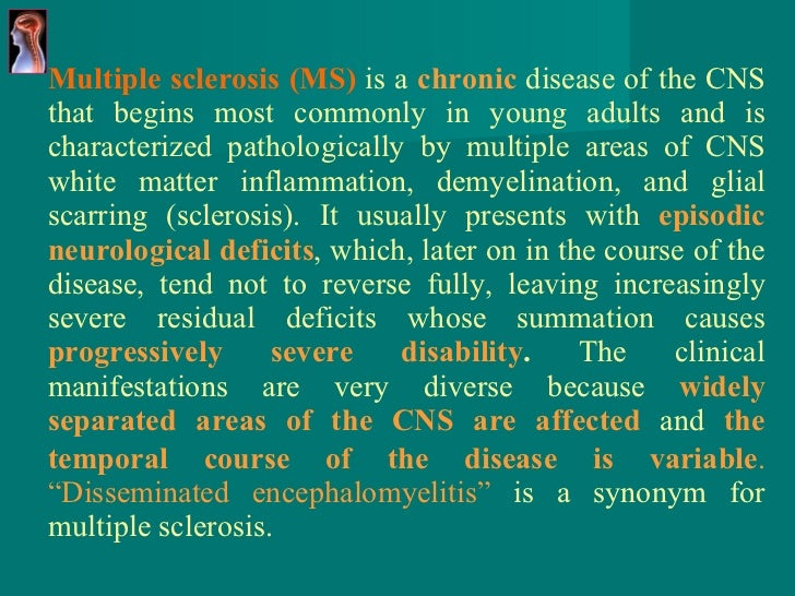 mitochondrial disease in young adults