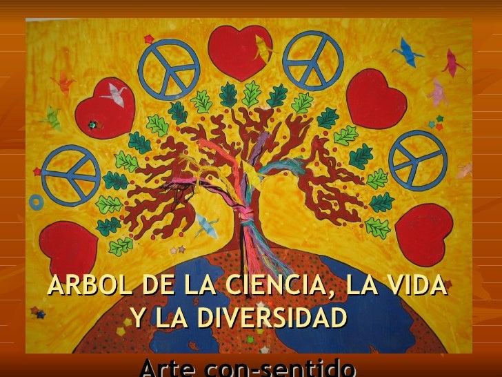 Arbol de la vida la ciencia y la diversidad for El arbol de la ciencia