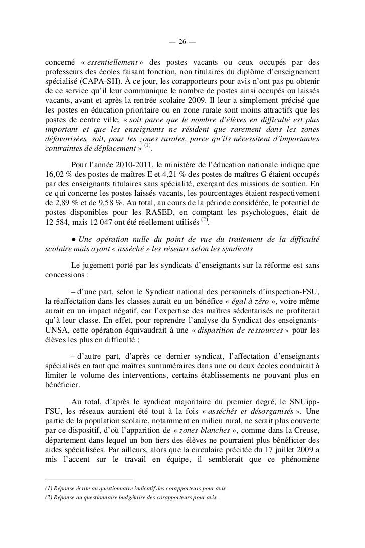— 29 —        De son côté, le doyen du groupe de l'enseignement primaire del'inspection générale, M. Philippe Claus, s'est...