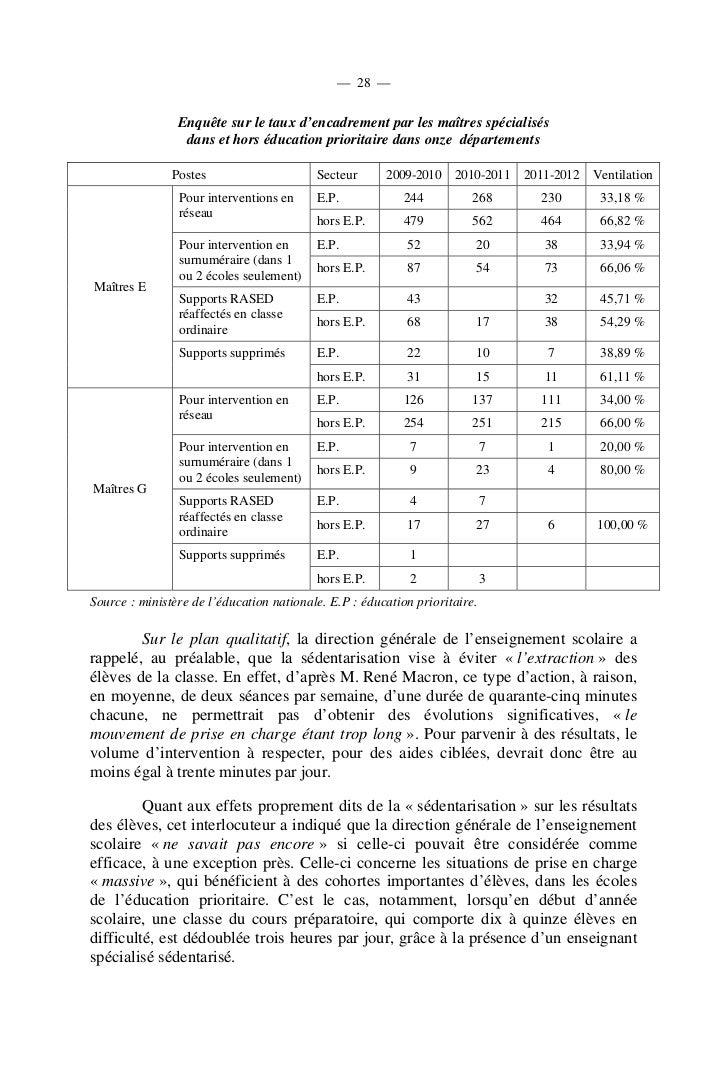 — 31 —conduit la présidente de la Fédération des parents d'élèves de l'enseignementpublic, Mme Valéry Marty, à demander si...