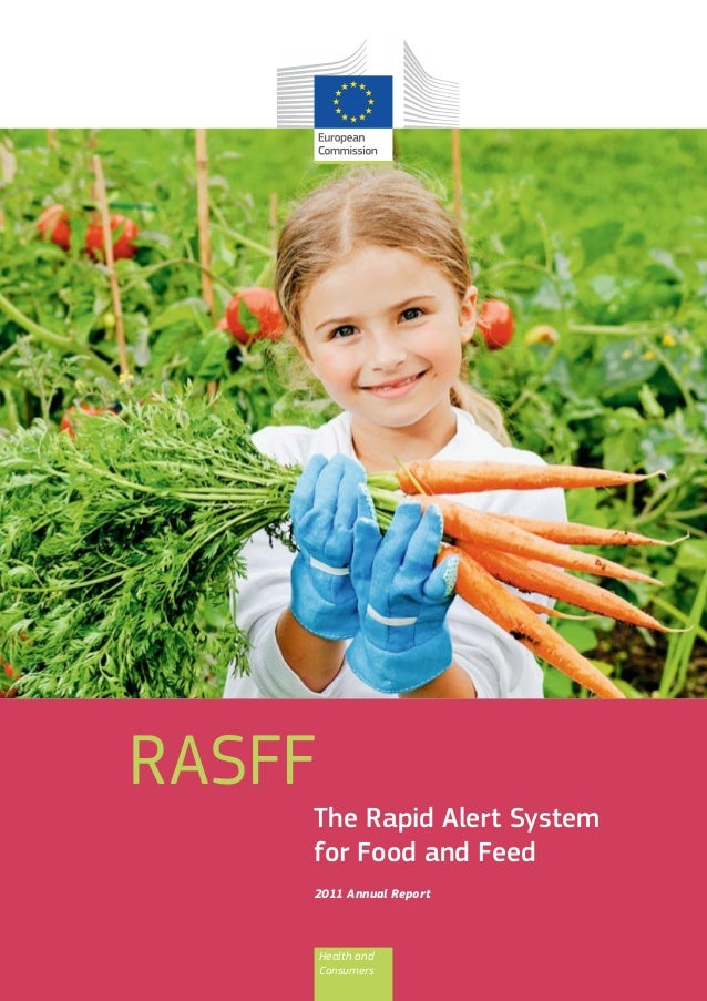 RASFF                                             The Rapid Alert System                                             for F...