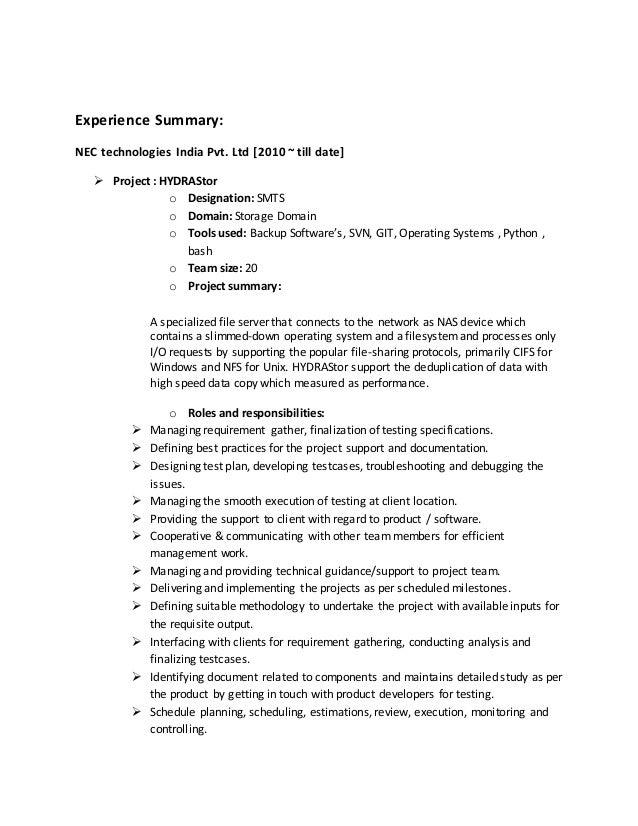g protocol test engineer resume sample resume for networking job sample customer service resume waitress resume - Test Engineer Resume Template