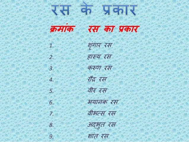 PPt on Ras Hindi grammer  Slide 3