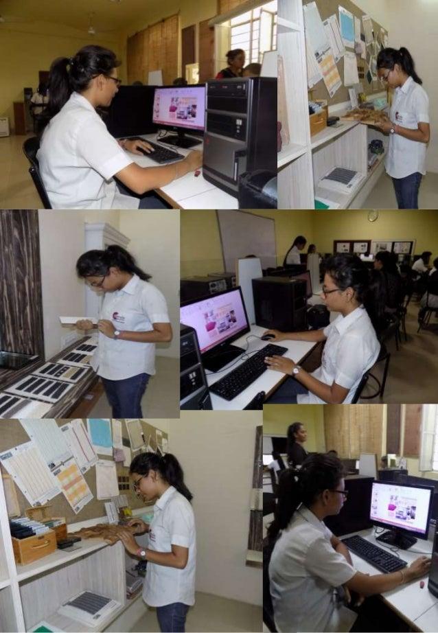 Rashi sharma b sc interior design one year residential - How many years is interior design school ...