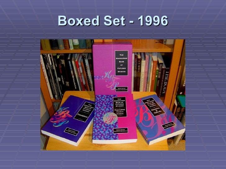 Boxed Set - 1996