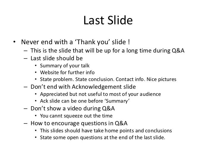 How To Give A Talk Control The Curve Of Excitement And