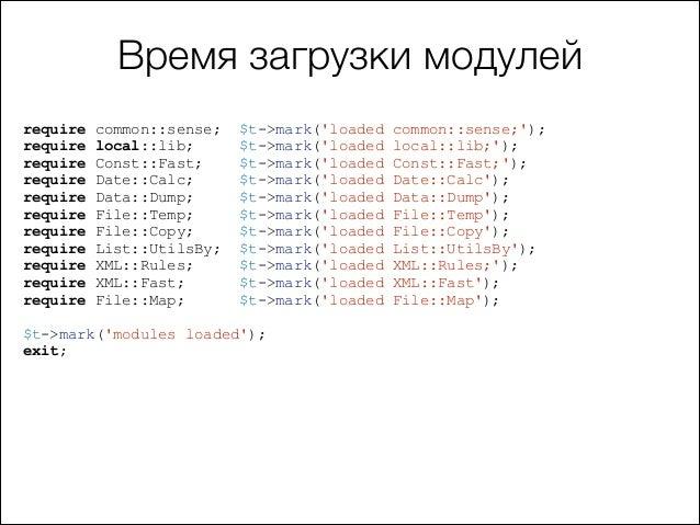 Время загрузки модулей require require require require require require require require require require require  !  common:...