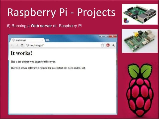 Raspberry pi home server project