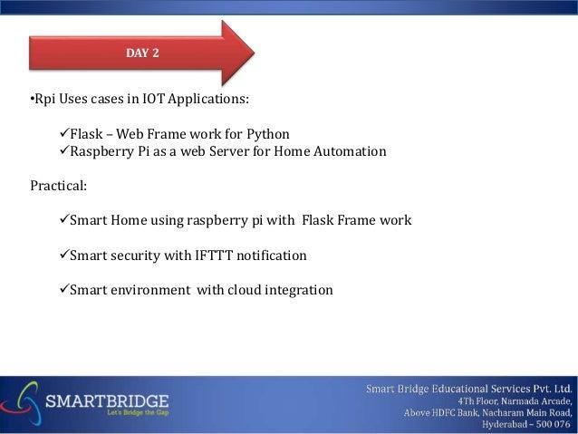 Raspberrypi workshop outline