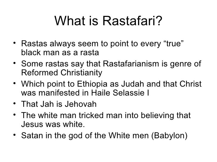 essay rastafarianism Rastafarianism this research paper rastafarianism and other 63,000+ term papers, college essay examples and free essays are available now on reviewessayscom.