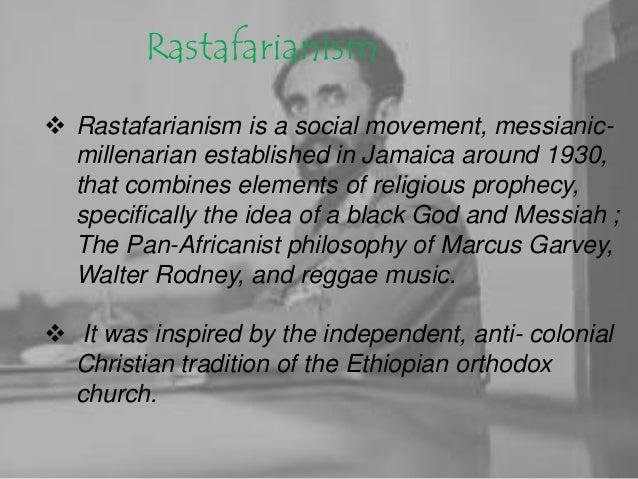 rastafarianism beliefs and rituals Rastafarianism began in jamaica during the 1930s after the crowing of ras tafari as negus of  rastafarians use marijuana during the two main rastafari rituals:.