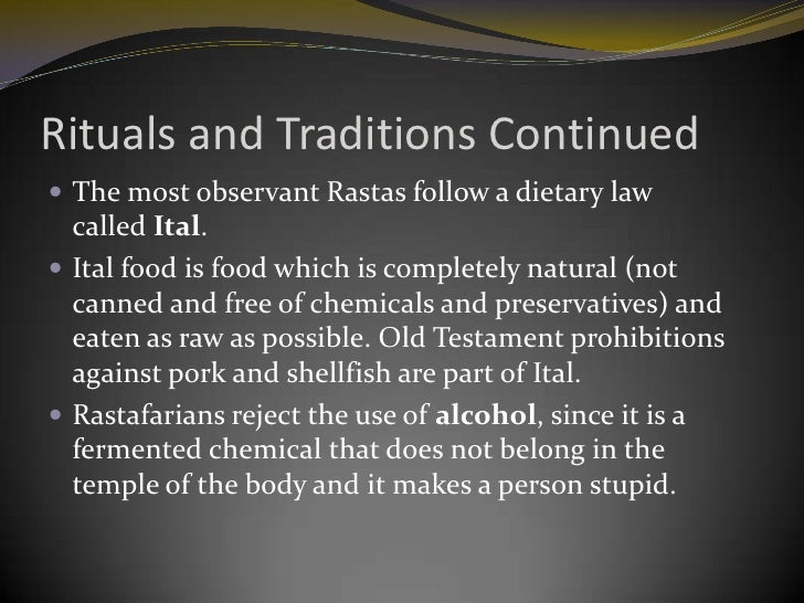 An overview of sociological view of rastafarianism