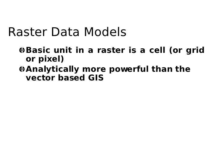 Raster Slide 3
