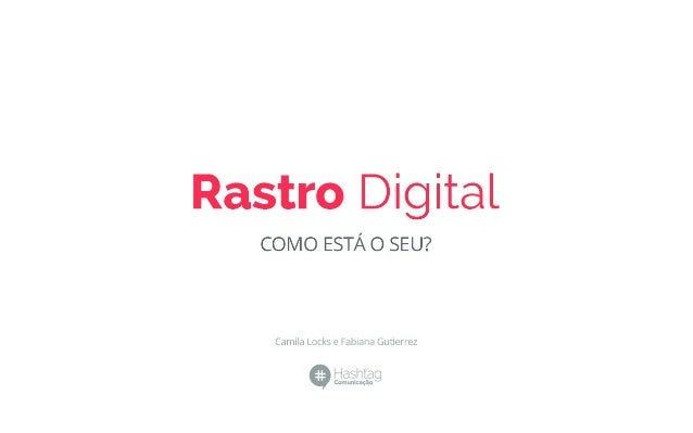 Rastro Digital pais