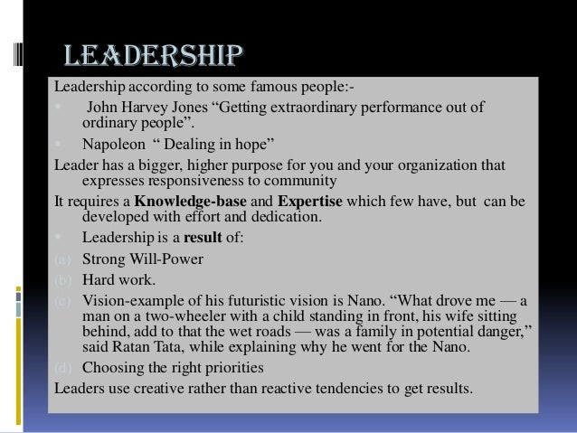 ratan tata personality traits It is in deed a tall order for any one who wants to step into ratan tata's shoes it should be a very daunting and well as interesting task to find the right man  10 traits making one way .