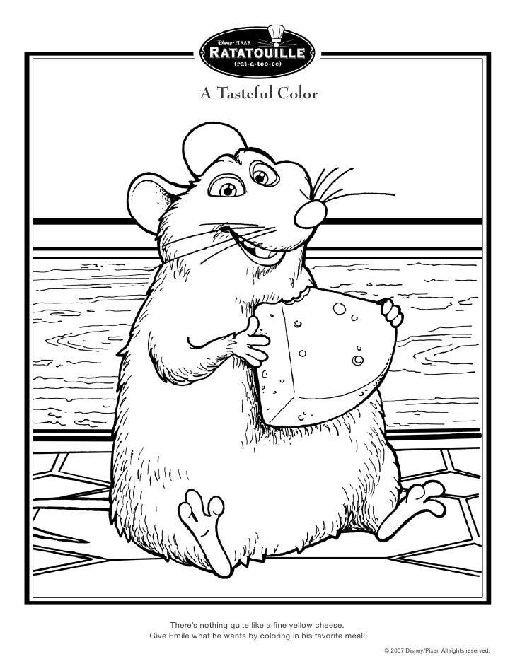 Ratatouille Drawing Emile Transparent & PNG Clipart Free Download ... | 942x728