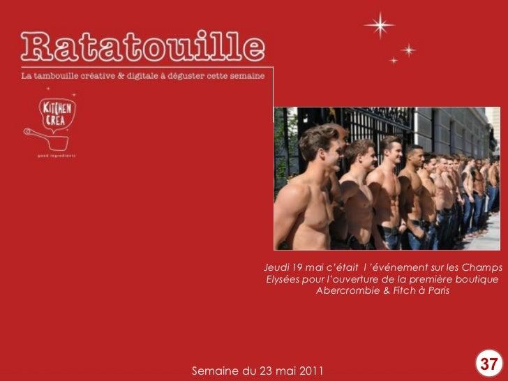 Jeudi 19 mai c'était l'événement sur les Champs            Elysées pour l'ouverture de la première boutique             ...
