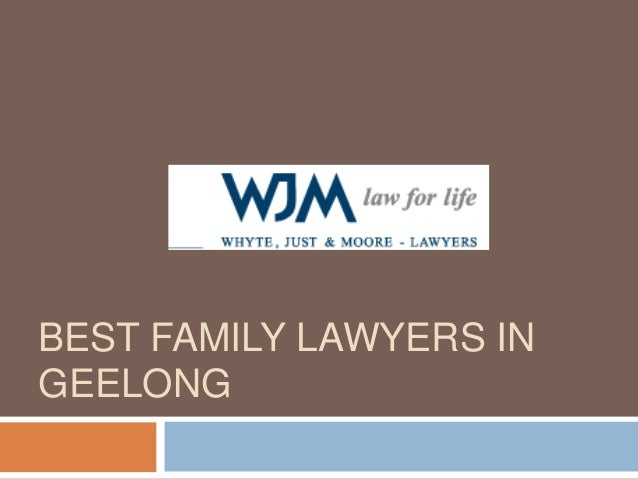 BEST FAMILY LAWYERS IN GEELONG