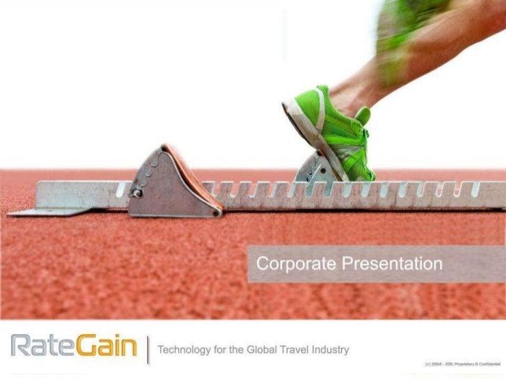<ul><li>March 2011 </li></ul>Technology for the Global Travel Industry