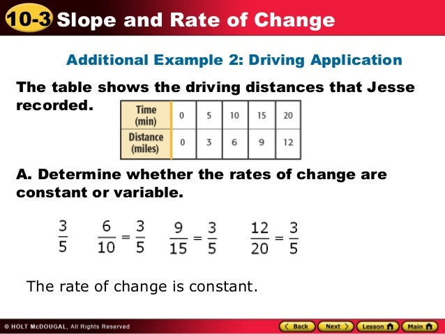 Rate Of Change And Slope Worksheet With Answers 006 - Rate Of Change And Slope Worksheet With Answers