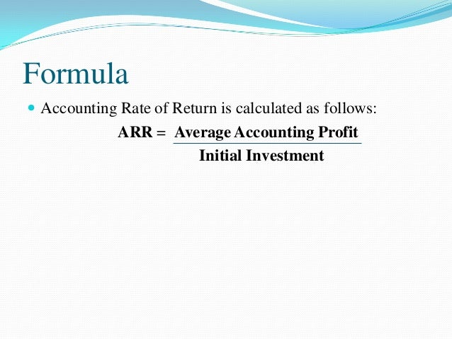 Use 'internal rate of return (IRR)' in a Sentence