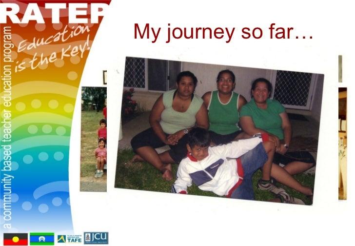 RATEP - a community based teacher education program Slide 2