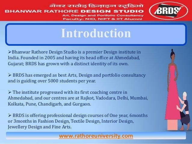 Fashion Designing Course in Ahmedabad Rathore University