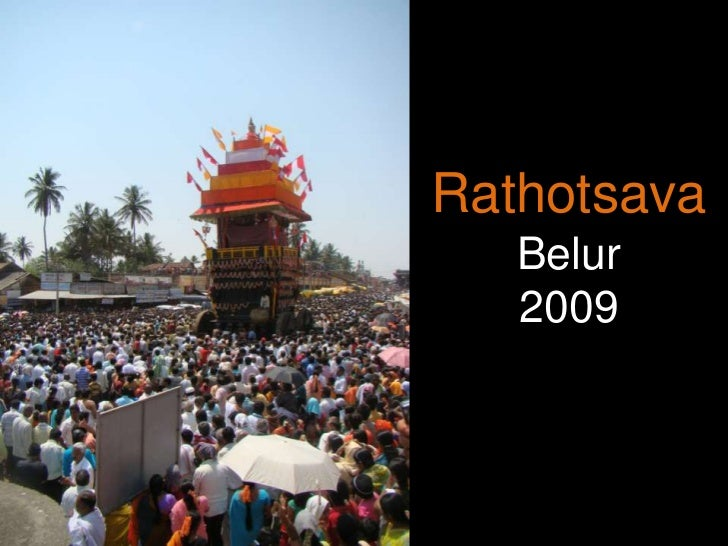 RathotsavaBelur2009<br />